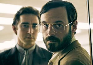 Scoot McNairy sporting some eighties glasses