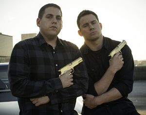 Golden guns - 22 Jump Street