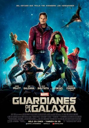 International 'Guardians of the Galaxy' Poster Censors All o