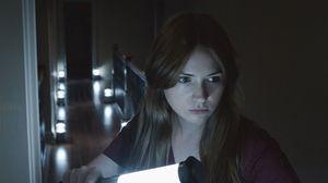 Karen Gillian in horror movie, Oculus