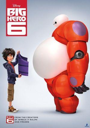 'Big Hero 6' Poster #2