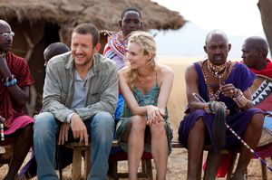 Diane Kruger and Dany Boon in A Perfect Plan