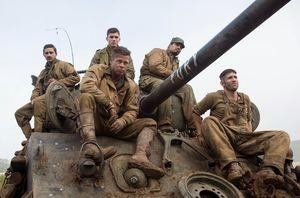 Cast of Fury