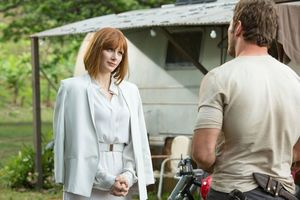 Judy Greer in Jurassic World