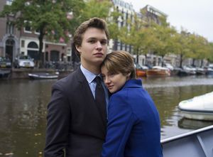 Gus and Hazel visit Amsterdam in The Fault in Our Stars