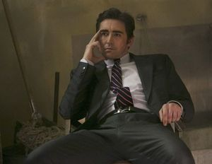 Lee Pace as visionary Joe MacMillan