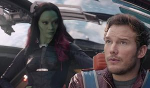 Gamora unimpressed