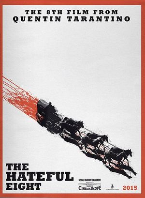 Official The Hateful Eight Poster Confirms 2015 Release