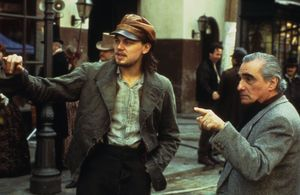 Martin Scorsese and Leonardo DiCaprio's first collaboration