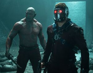 Drax and Star-Lord