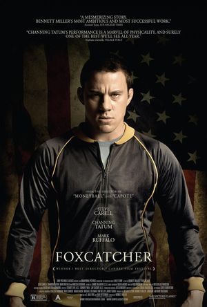 New Poster for Foxcatcher