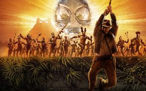 Indiana Jones and the Kingdom of the Crystal Skull by Steven Spielberg