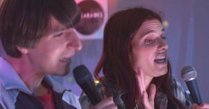 Demetri Martin and Lake Bell sing. But why?