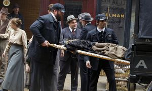 Just stealing some patients. The Knick