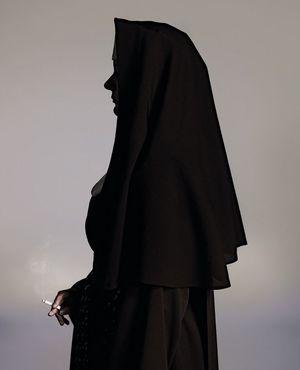 Smoking nun, The Knick