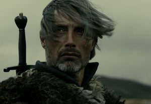Mads Mikkelsen in the 19th century as Michael Kohlhaas