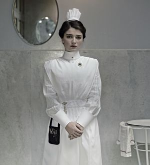 The nurse in The Knick