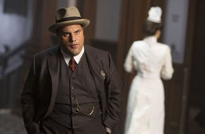 David Fierro as Inspector Jacob Speight in The Knick