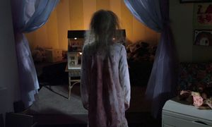 The scary little girl in The Strain