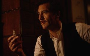 Clive Owen and some drugs, The Knick