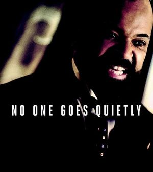 Jeffrey Wright as Valentin Narcisse, No One Goes Quietly