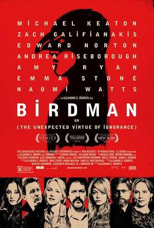 New 'Birdman' Poster