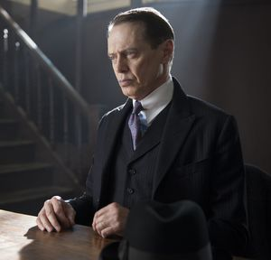 Steve Buscemi as Enoch Nucky Thompson