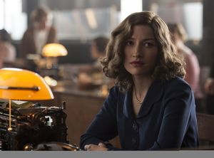 Kelly Macdonald as Margaret Schroeder in the final season of