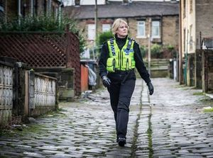 Police sergeant in Happy Valley