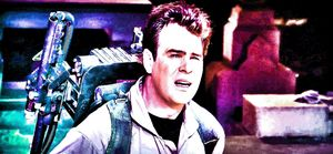 Ghostbusters Dan Aykroyd art