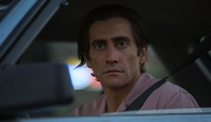 Jake Gyllenhaal close-up Nightcrawler