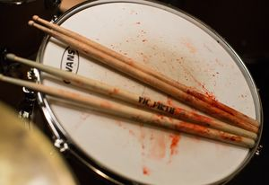 Whiplash - Bloody Drums