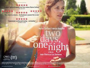 two days, one night promo banner
