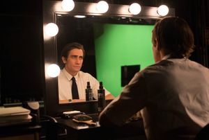 Jake Gyllenhaal and his Hollywood mirror in Nightcrawler