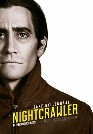 White Nightcrawler poster