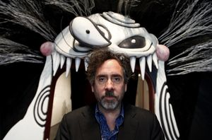 Tim Burton - weird eyes