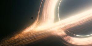 Stunning sky - Interstellar