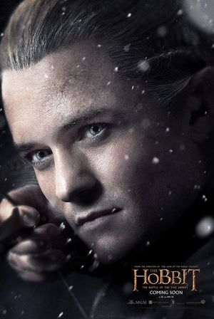 Orlando Bloom as Legolas poster
