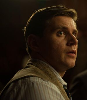 Allen Leech in The Imitation Game
