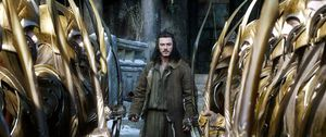 Luke Evans and his army