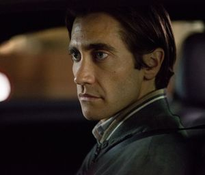 Close-up of Jake Gyllenhaal in Nightcrawler