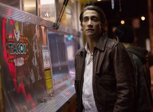 Gyllenhaal at Tacos truck - Nightcrawler