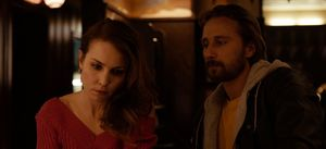 Noomi Rapace as Nadia and Matthias Schoenaerts as Eric