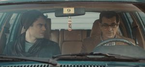 Ty Burrell and Bill Hader drive around in The Skeleton Twins