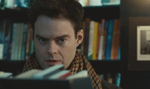 Bill Hader is watching in The Skeleton Twins