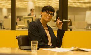 Robin Wright as American secret service Martha Sullivan