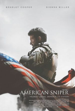 Official Poster for Clint Eastwood's 'American Sniper'