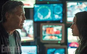 George Clooney stars in Tomorrowland