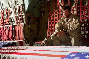 Bradley Cooper in his uniform in 'American Sniper'