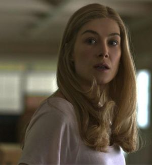 Rosamund Pike, dyed hair, Gone Girl